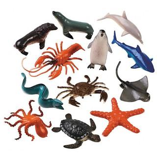 Mô hình động vật biển mini Fun Express – bé học thế giới xung quanh (Nhập khẩu từ Mỹ)