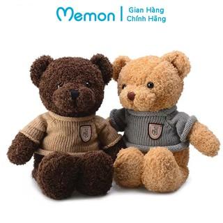 Gấu Bông Teddy Head Tales, Shop Memon Cao Cấp