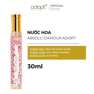 Nước Hoa Absolu D amour Adopt For Women EDP 30ml thumbnail