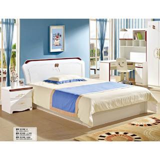 Giường ngủ phong cách hiện đại DP-GW198# (kèm 1 táp)