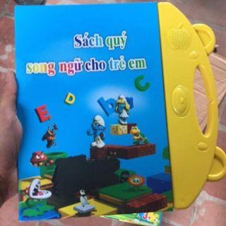 Combo 10 quyển sách quý song ngữ cho trẻ em