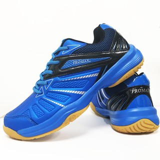 Giày cầu lông Promax PR-19004 màu xanh dương