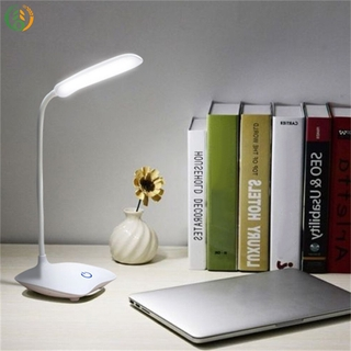 【cele】Led Usb Charging Table Lamp Three Speed Touch Button For Reading