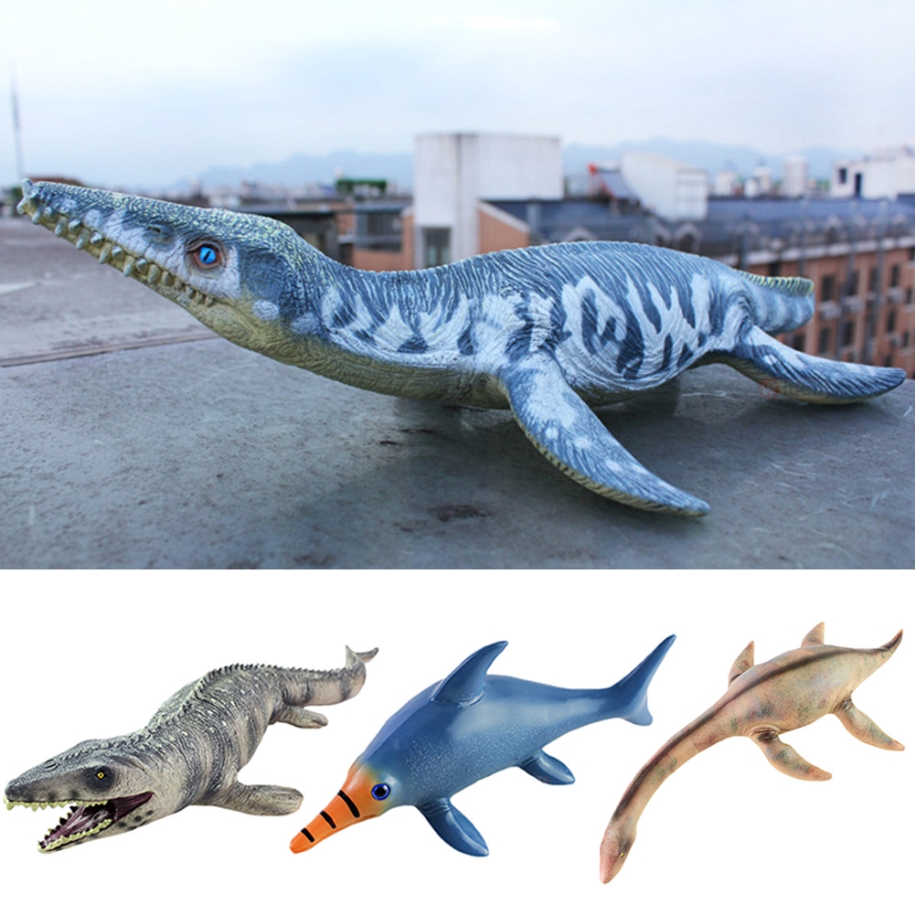Museum Home Collectors Educational Soft Simulation Animal Figures Action Kids Toy Toddler Dinosaur Model