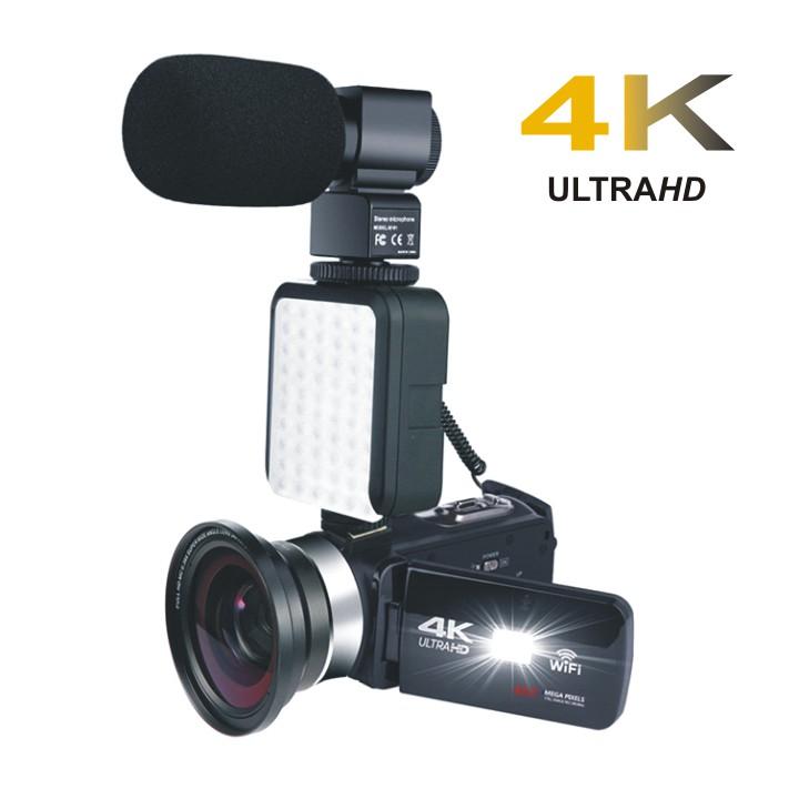 máy quay phim 4k cầm tay