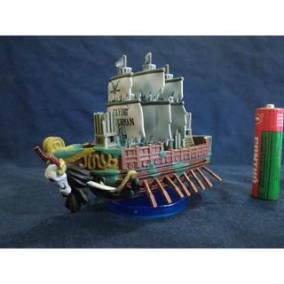 Mô hình 2 tầu wcf One Piece