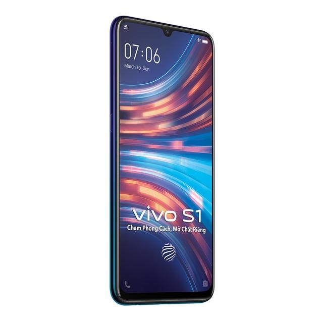 [Nhập mã VIVO100K giảm ngay 100k] Điện thoại Vivo S1 6Gb + 128Gb - Hàng chính hãng