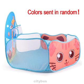 Baby Kids Ocean Balls Pit Pool Tent Toy Playing House Folding Indoor Outdoor New