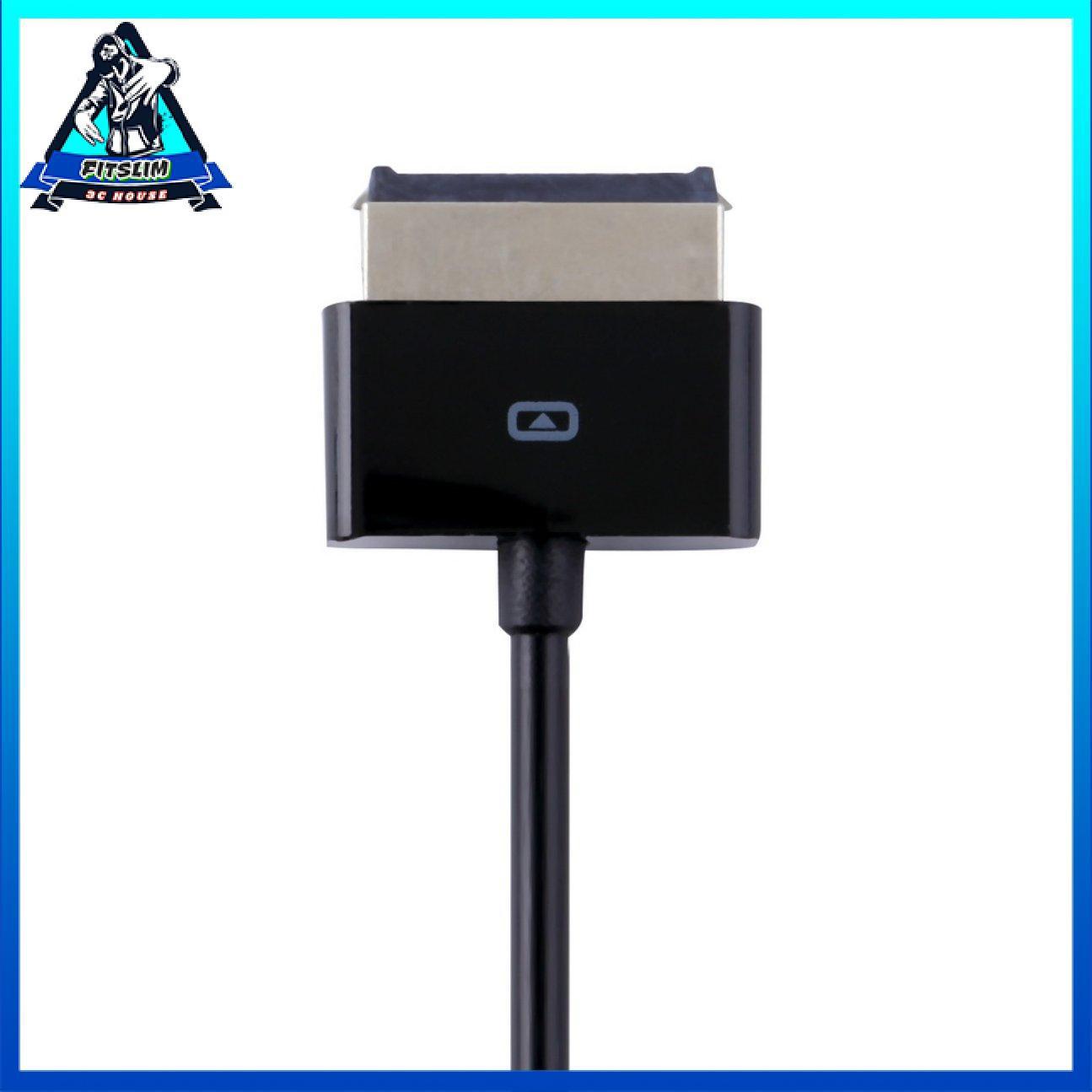 Cáp dữ liệu đồng bộ bộ sạc USB cho máy tính bảng ASUS Eee Pad Transformer  TF101 TF201