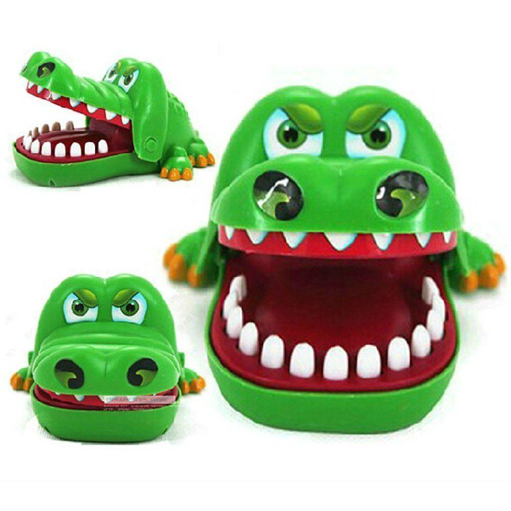 Đồ chơi cá sấu cắn tay độc đáo vui nhộn