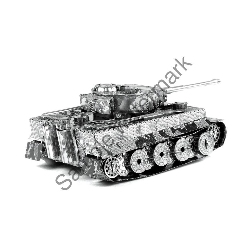 Đồ chơi mô hình lắp ghép 3D – Xe tăng Tiger | HÀNG MỚI