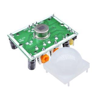 Mô-đun cảm biến chuyển động hồng ngoại HC-SR501 cho máy dò cảm biến chuyển động Arduino Raspberry Pi