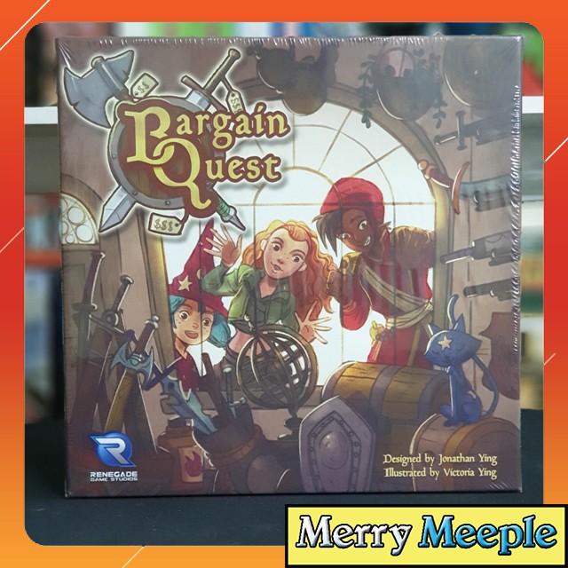 [US] Bargain Quest – Trò Chơi Board Game