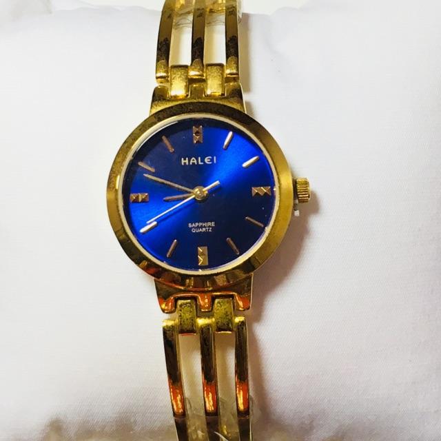 [ MÃ WTCHNOV20 HOÀN 20K XU ĐƠN TỪ 99K ] Đồng hồ đeo tay nữ HALEI-5010L xinh xắn - thời trang
