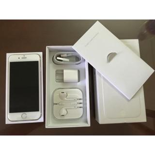 Điện thoại iphone 6 64g bản quốc tế (nguyên hộp mới 99% – có vân tay)
