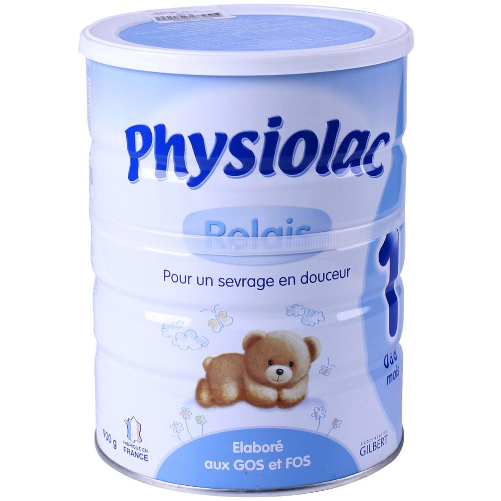 Sữa Physiolac số 1 - 900g