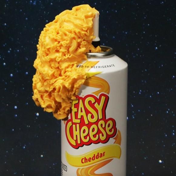 Chai xịt phô mai Easy Cheese - hàng xách tay Mỹ