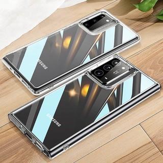 Ốp điện thoại trong suốt bao36 vệ toàn diện cho Samsung Galaxy Note 10 Plus Lite 20 Ultra