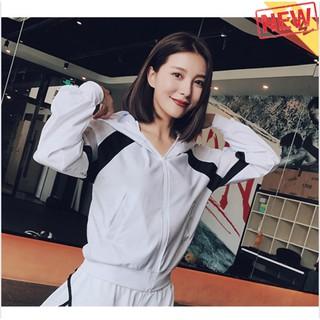 Áo Khoác dài tay có túi thể thao nữ Coodee (Đồ tập gym,yoga) II Cửa Hàng VIỆT NAM l