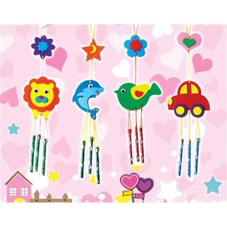 SUN55❤❤ 1 khuôn cắt giấy mẫu họa tiết hoa chuông gió dành cho trẻ em