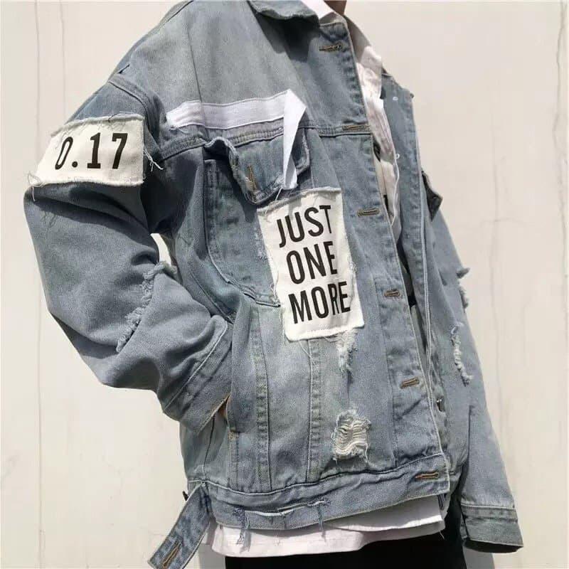 Áo Khoác Jean cực chất. - Áo khoác jeans