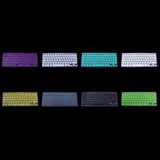 Miếng silicon bảo vệ bàn phím cho Apple Macbook Air Pro 13 15 thumbnail