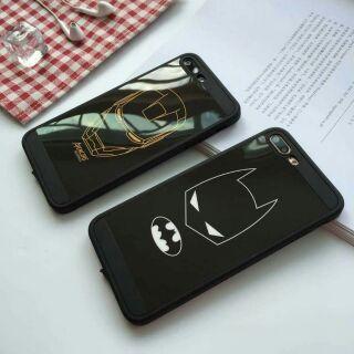 ỐP IPHONE IRON MAN VÀ BATMAN