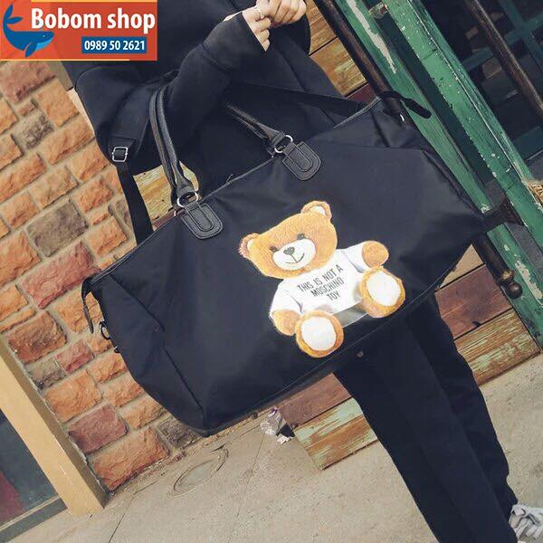 Túi du lịch hình gấu TEDDY dễ thương