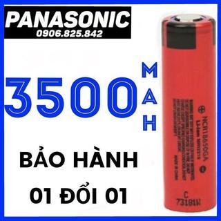Pin 18650 3500maH Panasonic Chính Hãng