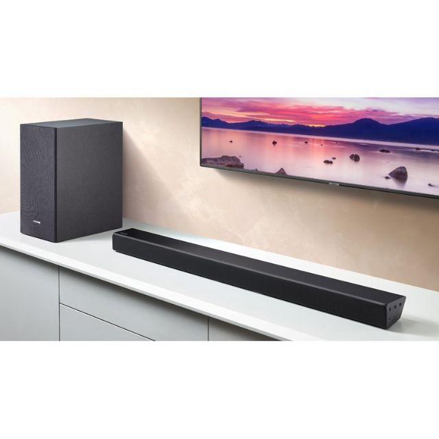 Loa thanh soundbar Samsung 2.1 HW-R450