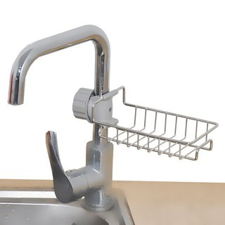 Giá inox để bồn rửa bát tiện lợi