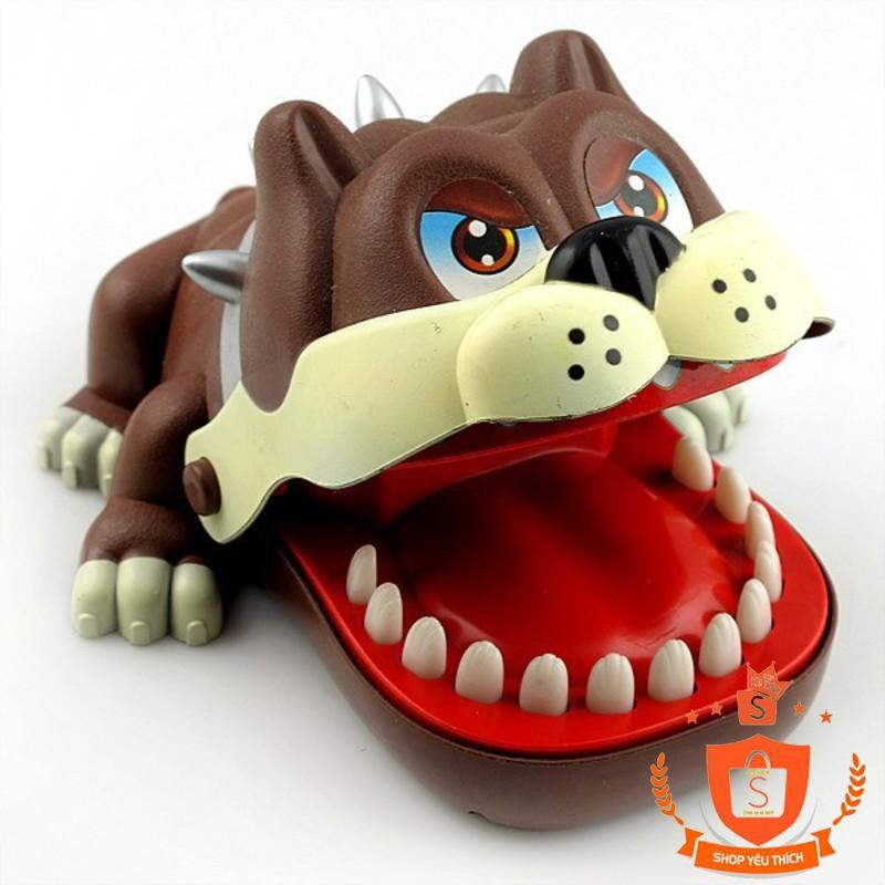 [CHẤT LƯỢNG CAO] Trò chơi khám răng chó siêu hót