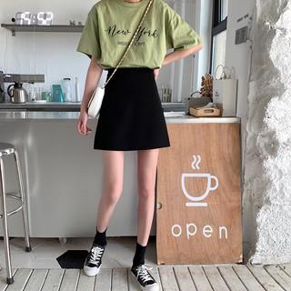 Yêu ThíchChân váy nữ lưng cao kiểu dáng Hàn Quốc