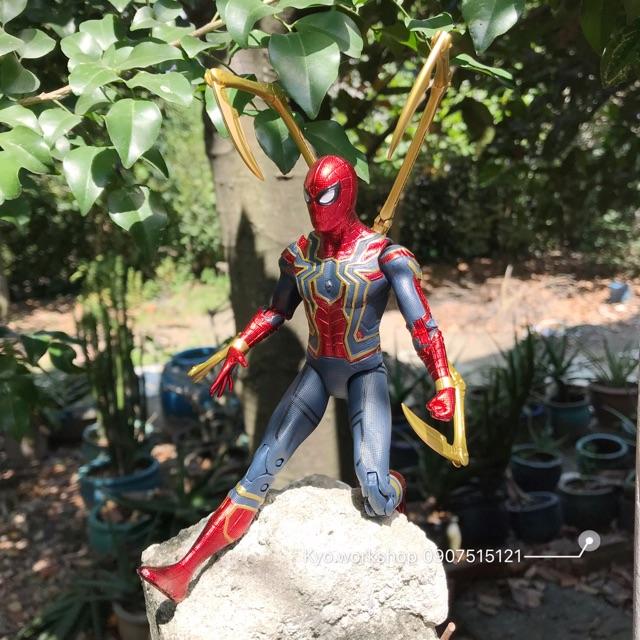 Mô hình SHF Spiderman Infinity War