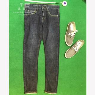 Quần jeans nam ống côn mài Levis