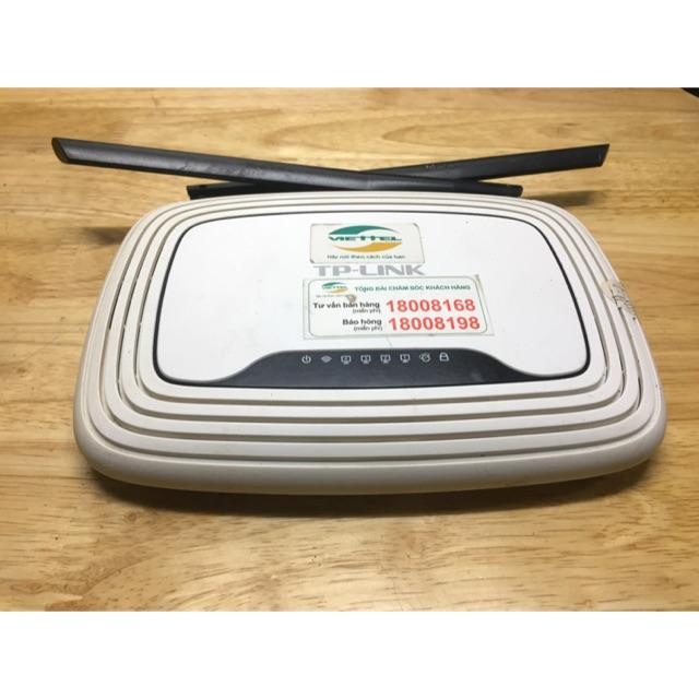 Bộ phát Wifi TP-Link TL-WR841 Cũ đẹp giá rẻ