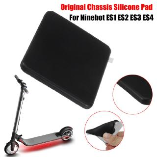 Original Chassis Silicone Cushion Accessories For Ninebot ES1/2/3/4 Scooter