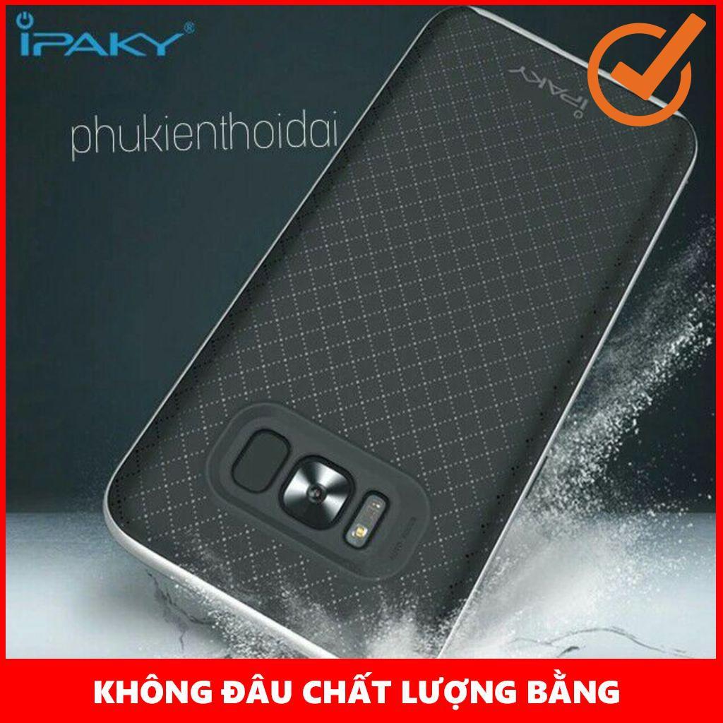 [HOT]  Samsung Galaxy S8 Plus Ốp Lưng Ipaky Chống Sốc Cao Cấp