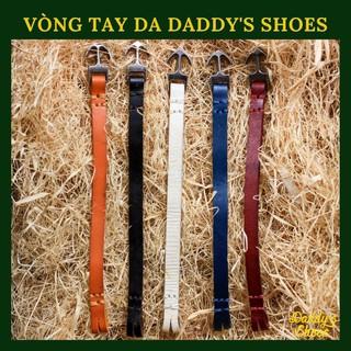 Vòng tay da Nam Daddy's Shoes, Vòng tay Móc neo da Daddy's Shoes