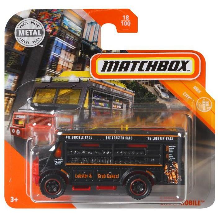 Xe mô hình Matchbox Chow Mobile GKL93