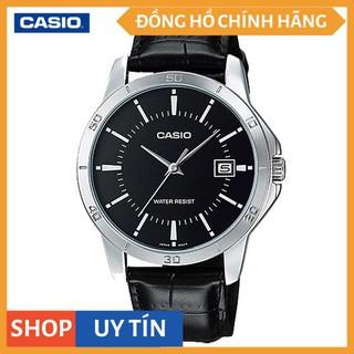Đồng hồ nam dây da Casio MTP-V004L-1AUDF chính hãng [HÀNG CHÍNH HÃNG]