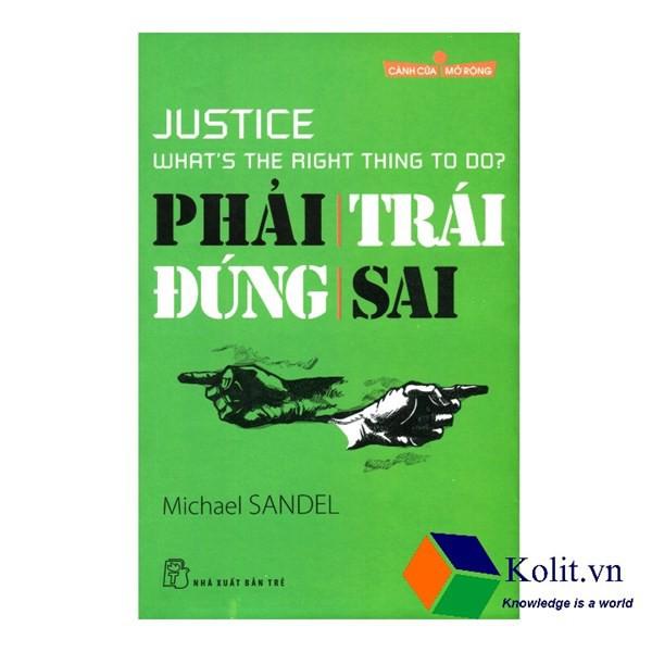 Phải Trái Đúng Sai-Trẻ-Michael Sandel