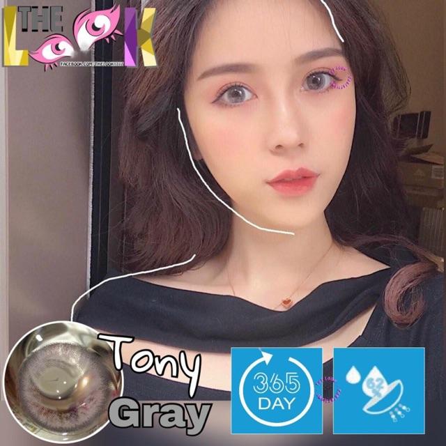Contact Lens - Tony Gray + Khay Gương