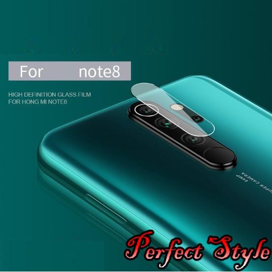 Cường lực camera Xiaomi redmi note 8 pro