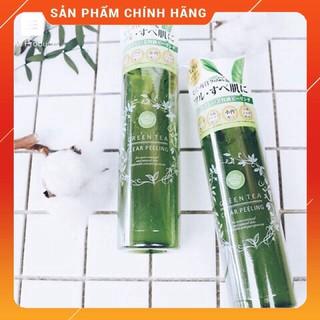 [Hàng Nhật Auth] Gel tẩy da chết trà xanh Santa Marche Green Tea Clear Peeling Nhật Bản 200ml thumbnail