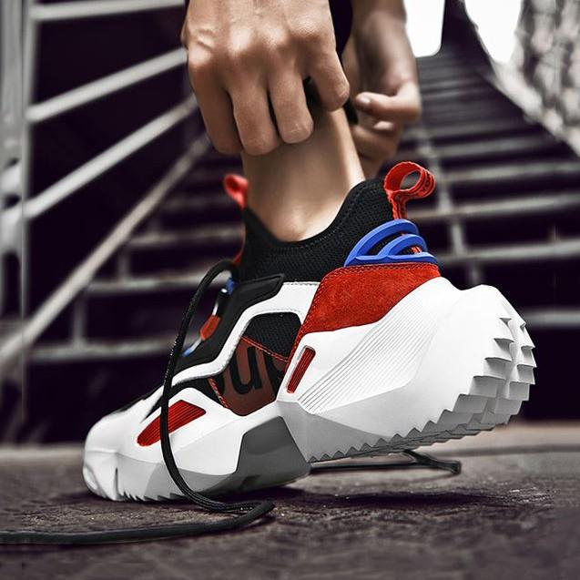 Giày sneaker Nam Hot Trend cao cấp - mã TLN