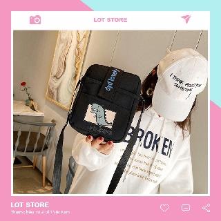 [Mã FASHIONRNK giảm 10K đơn 50K] Túi vải bố trơn giá rẻ canvas đựng đồ quần áo thời trang giá rẻ LOT STORE TX519 thumbnail