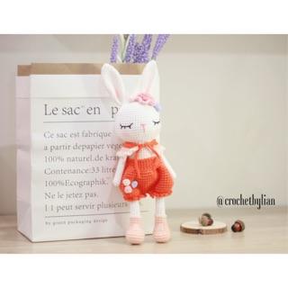 Thỏ len móc handmade – Vivi The Bunny by Khuccay