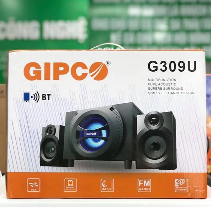 Loa Gipco G305 G309 Usb Bluetooth