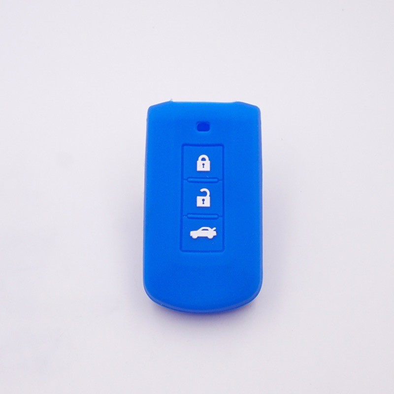 Bọc silicon khoá smart key Mitsubiahi Lancer Outlander